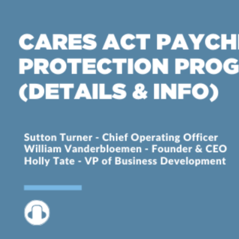 Details of CARES Act: The Financial Bridge that Churches, Schools & Nonprofits Need