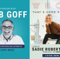 'Duck Dynasty' Star Sadie Robertson and Bob Goff Deliver True Hope