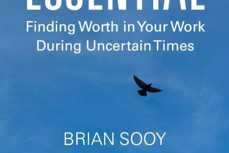 Vide Press announces a new book about worth, work and COVID