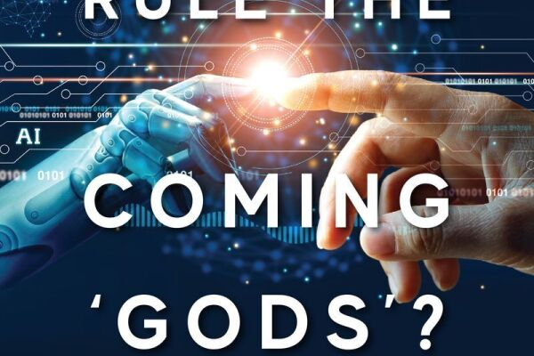 Will Artificial Intelligence Eclipse Our One True God?