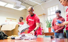Time Well Spent: Liberty University Students Build Community by Serving Others