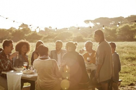 The Dinner Table as a Place of Connection, Brokenness, and Blessing