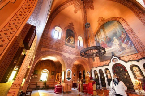 Visit Historic Israel Churches