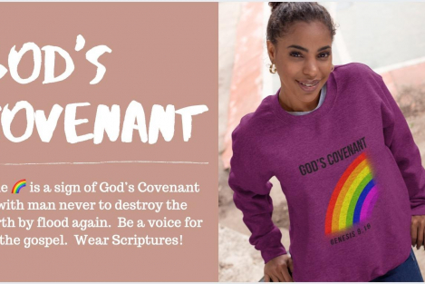 Wear Scriptures: New Christian Clothing Company Encourages Christians to Speak Truth to the Culture