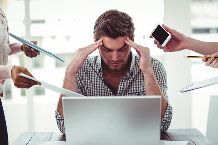 Dealing with Anxiety and Panic Attacks: 5 Tips for Getting Through the Work Day